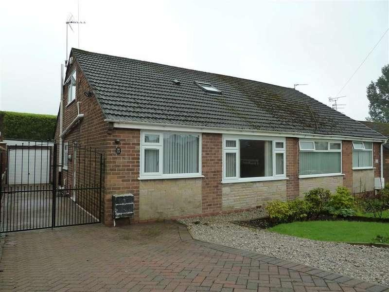 3 Bedrooms Property for sale in Ashfield Crescent, Springhead, SADDLEWORTH, OL4
