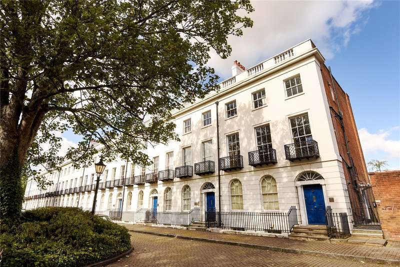 2 Bedrooms Apartment Flat for sale in Albion Terrace, London Road, Reading, Berkshire, RG1