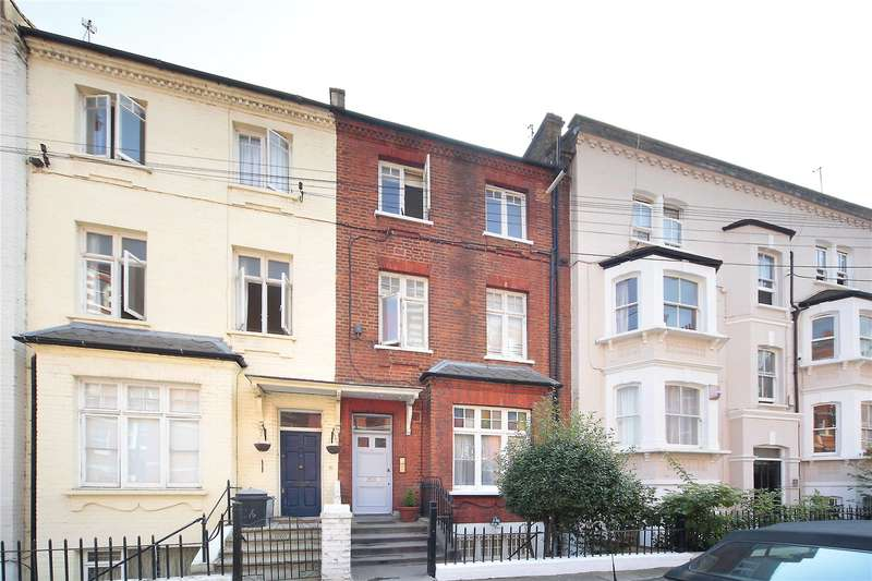 1 Bedroom Flat for sale in Lurline Gardens, Battersea Park, London, SW11