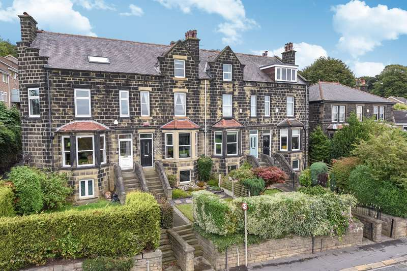 4 Bedrooms Terraced House for sale in Leeds Road, Rawdon, Leeds, LS19 6NW