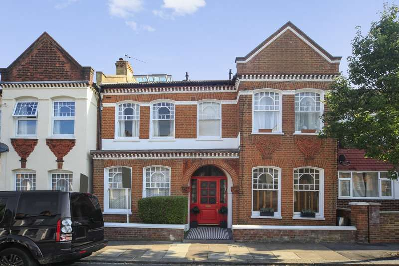 2 Bedrooms Flat for sale in Dafforne Road, Tooting, London, SW17