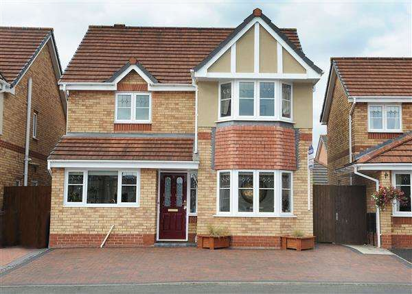 4 Bedrooms Detached House for sale in 51 Rixtonleys Drive, Irlam, M44 6RN