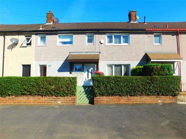 4 Bedrooms Terraced House for sale in Quarryside Drive, Kirkby
