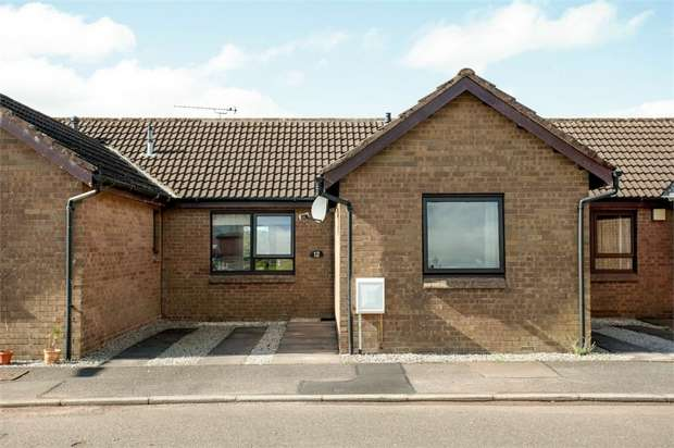 1 Bedroom Terraced Bungalow for sale in Quaas Loaning, Lockerbie, Dumfries and Galloway