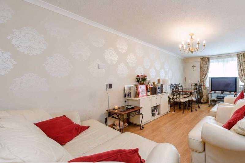 2 Bedrooms Flat for sale in Georges Road, Islington