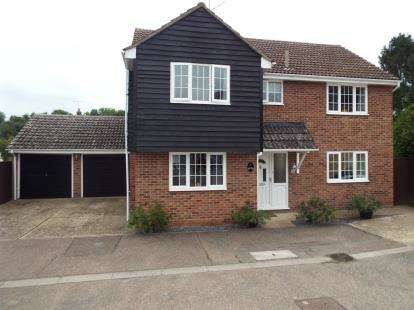 4 Bedrooms Detached House for sale in Sturmer, Haverhill, Essex