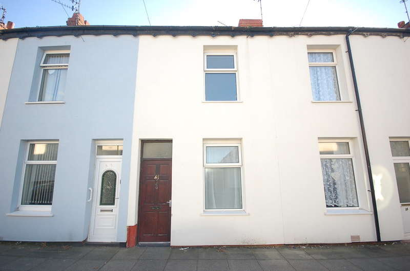 2 Bedrooms Terraced House for sale in Freckleton Street, Blackpool