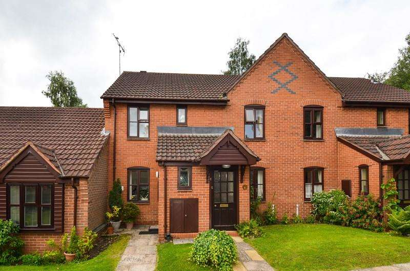 2 Bedrooms Maisonette Flat for sale in Willow Tree Drive, Barnt Green