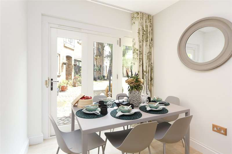 2 Bedrooms House for sale in Celbridge Mews, London, W2