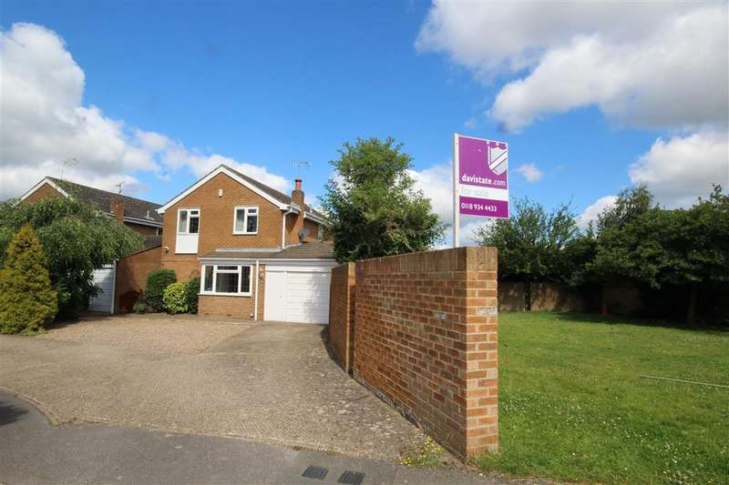 4 Bedrooms Detached House for sale in Broadwater Road, Twyford, RG10