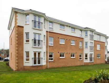 2 Bedrooms Flat for sale in Levenbank, Bonhill