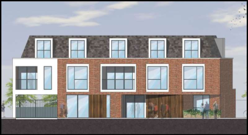 Land Commercial for sale in Dersingham Road Development, Cricklewood, NW2