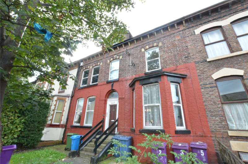 5 Bedrooms Apartment Flat for sale in Buckingham Road, Tuebrook, Liverpool, Merseyside, L13