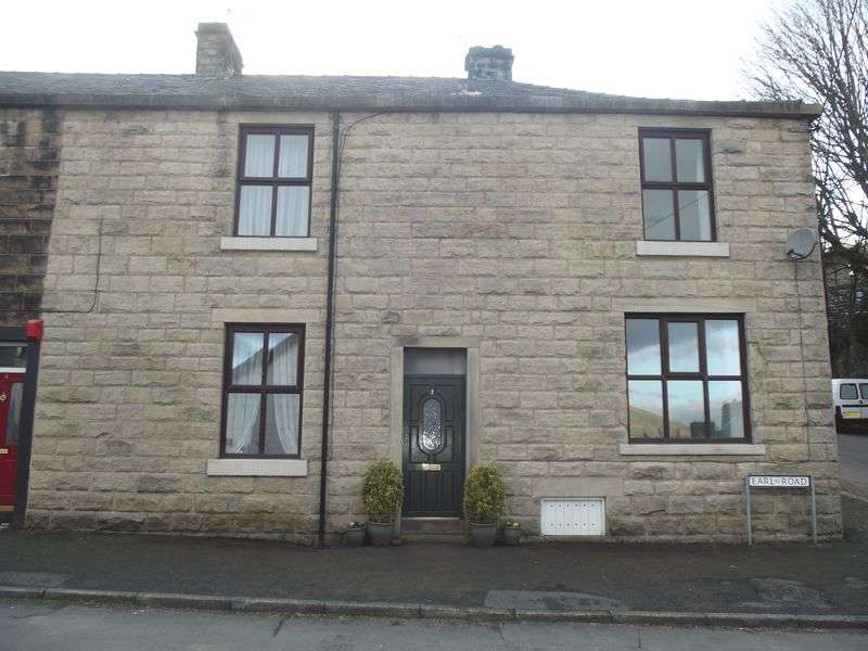 3 Bedrooms Terraced House for sale in Earl Road, Ramsbottom, Bury