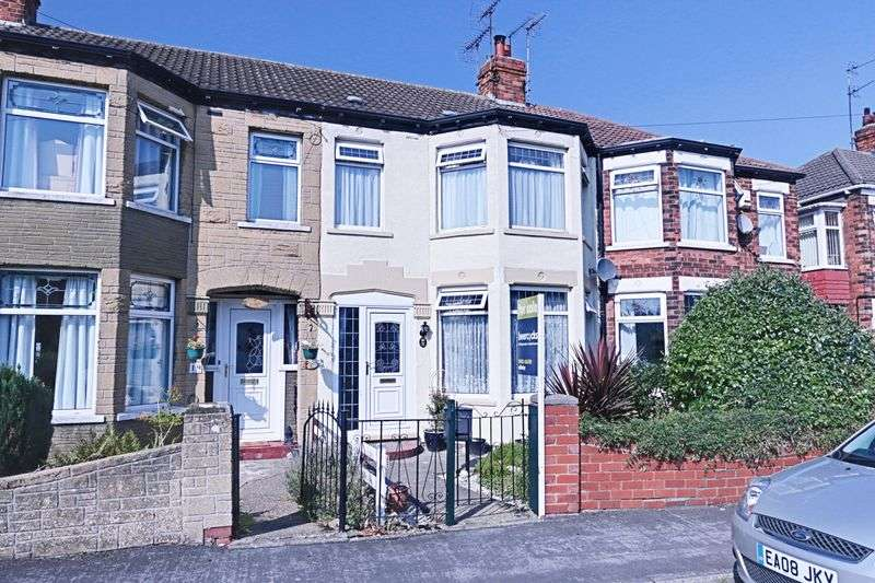 3 Bedrooms Terraced House for sale in Trafford Road, Willerby