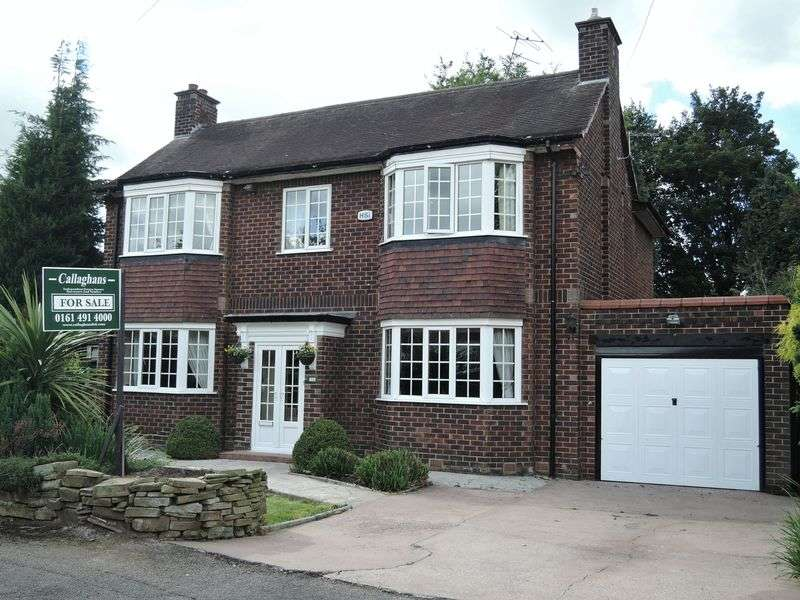 4 Bedrooms Detached House for sale in Cherington Road, Cheadle