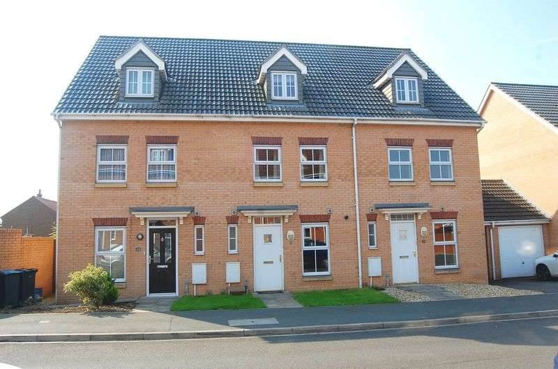 3 Bedrooms Terraced House for sale in Ainderby Gardens, Northallerton