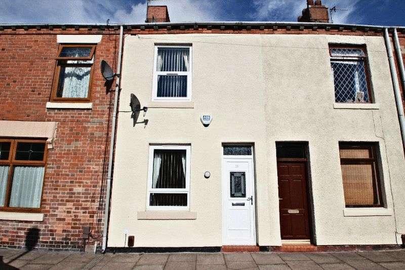 3 Bedrooms Terraced House for sale in Brakespeare Street, Stoke-On-Trent