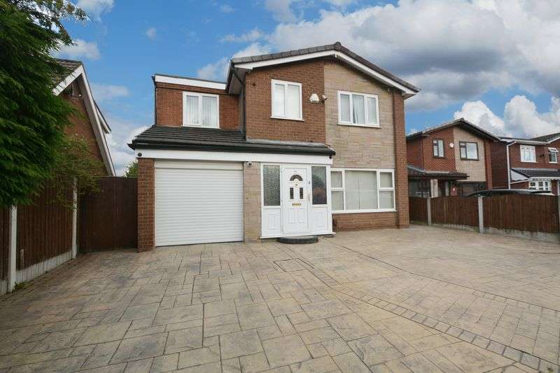 5 Bedrooms Detached House for sale in St. Andrews Road, Heald Green, Cheadle