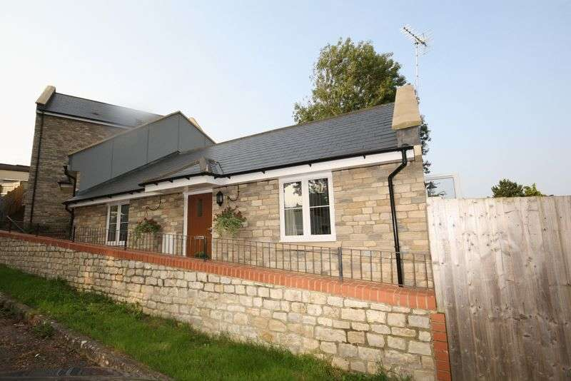 2 Bedrooms Semi Detached Bungalow for sale in High Street, Paulton