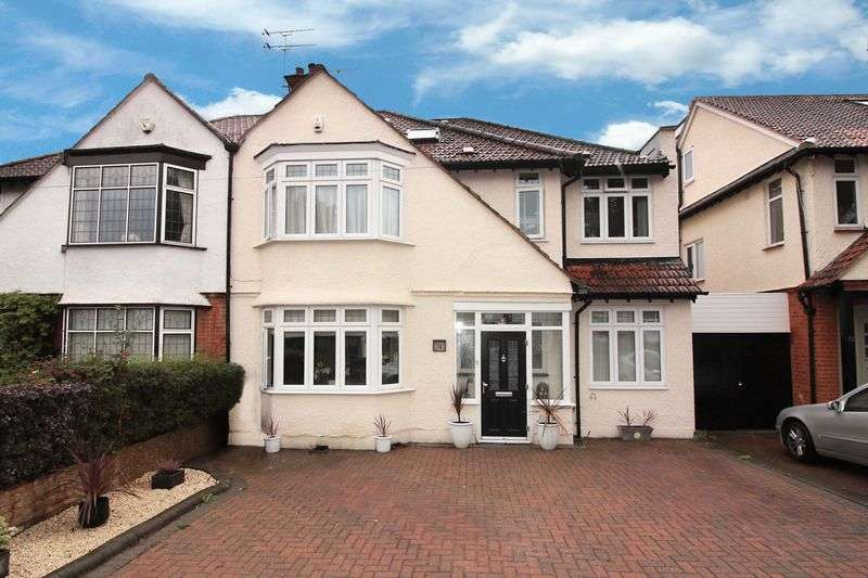 6 Bedrooms Semi Detached House for sale in Kings Avenue, Woodford Green