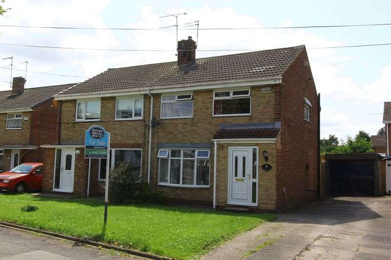 3 Bedrooms Semi Detached House for sale in Compass Road, Hull