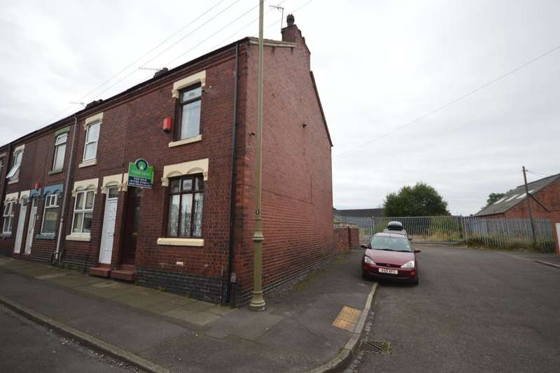 2 Bedrooms Property for sale in Hitchman Street, Fenton, Stoke-On-Trent, ST4