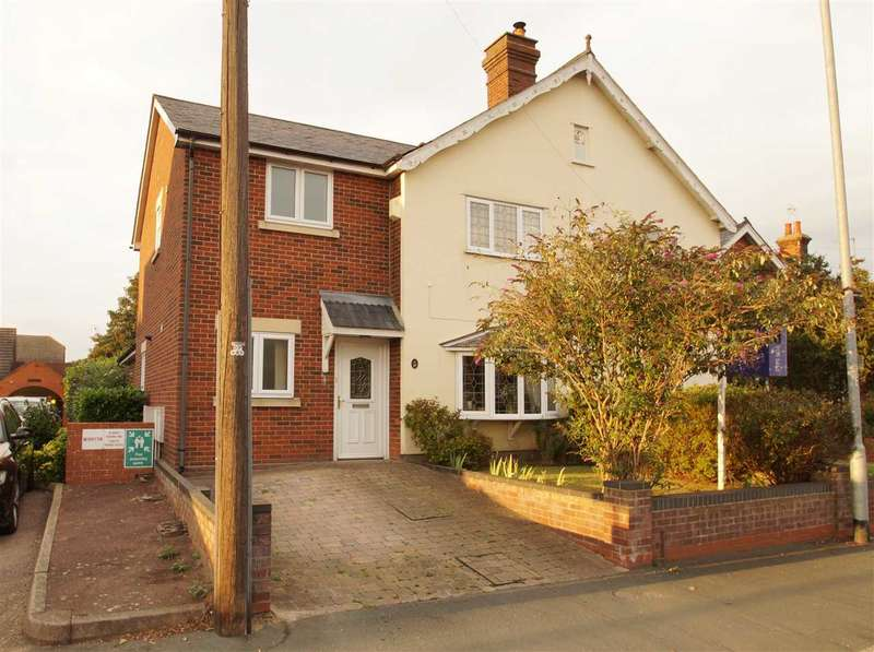 4 Bedrooms Semi Detached House for sale in London Road, Lexden, Colchester