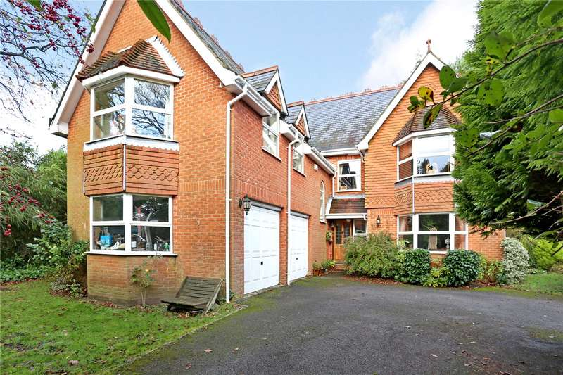 5 Bedrooms Detached House for sale in Oakhurst, Grayshott, Hindhead, Surrey, GU26