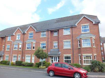 2 Bedrooms Flat for sale in Great Park Drive, Leyland, Lancashire