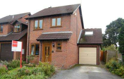 3 Bedrooms Detached House for sale in Furlong Close, Weston, Stafford, Staffordshire