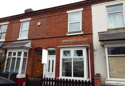 3 Bedrooms Terraced House for sale in Ash Tree Road, Stirchley, Birmingham, West Midlands