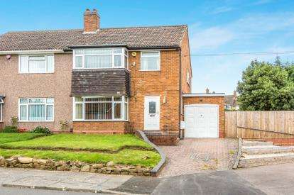 3 Bedrooms Semi Detached House for sale in Cornbrook Road, Bournville, Birmingham, West Midlands