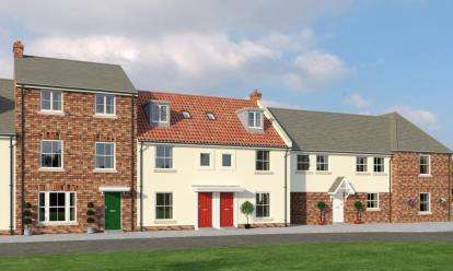 3 Bedrooms End Of Terrace House for sale in Norfolk
