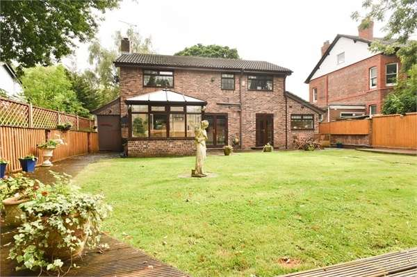4 Bedrooms Detached House for sale in Ford Road, Wirral, Merseyside