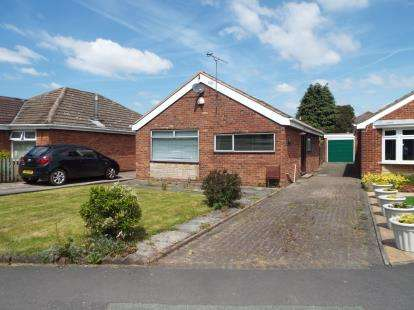 2 Bedrooms Bungalow for sale in Parkland Drive, Elton, Chester, Cheshire, CH2