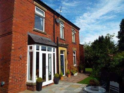 4 Bedrooms Detached House for sale in Inglewhite Road, Longridge, Preston, Lancashire, PR3