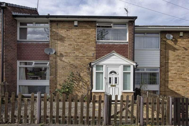 3 Bedrooms Town House for sale in 65 Glen Road, Morley, Leeds, LS27 9EZ
