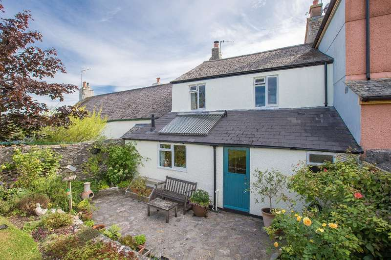 3 Bedrooms Cottage House for sale in 2 Motehole Cottages, Croft Road, Ipplepen, Newton Abbot