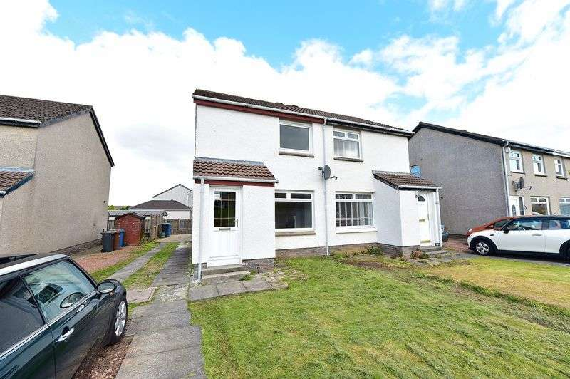 2 Bedrooms Semi Detached House for sale in Glenmore, Whitburn, EH47 8NR