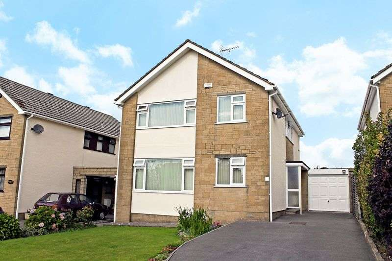4 Bedrooms Detached House for sale in Cheslefield, Portishead