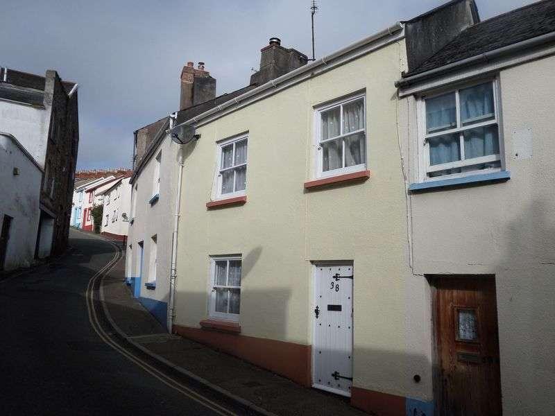 3 Bedrooms Terraced House for sale in Lower Gunstone, Bideford