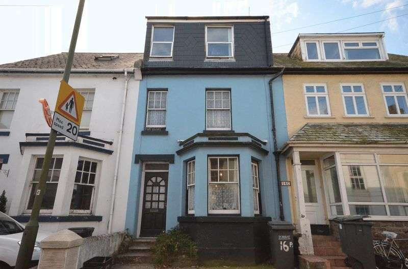 4 Bedrooms Terraced House for sale in MILTON STREET BRIXHAM