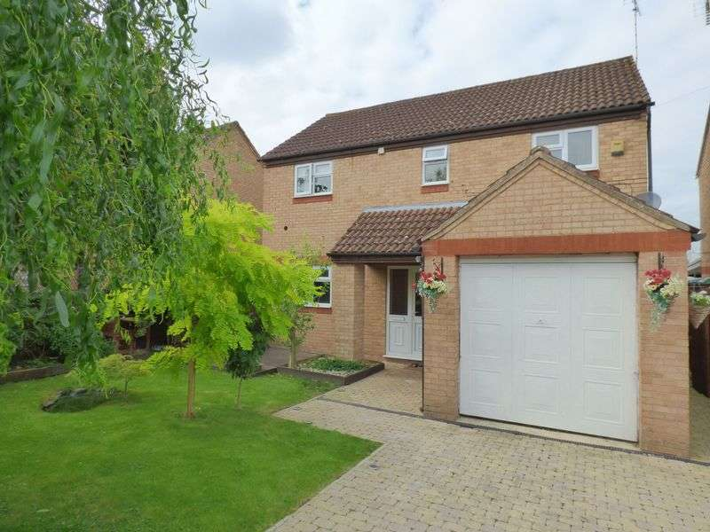 4 Bedrooms Detached House for sale in Westbourne Drive, Gloucester
