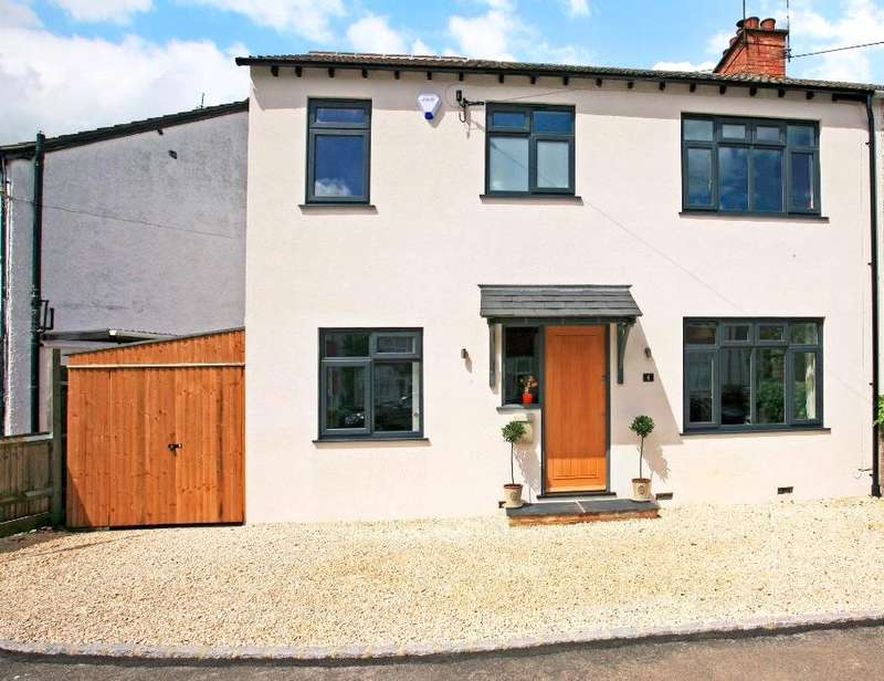 4 Bedrooms Semi Detached House for sale in Elm Road, Windsor, Berkshire, SL4