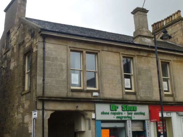 Retail Property (high Street) Commercial for sale in Broomknoll Street, Airdrie, ML6