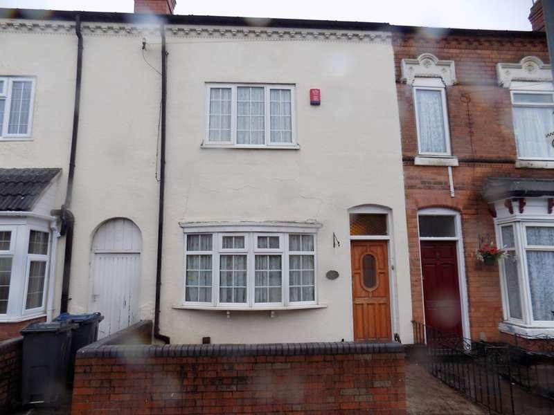 3 Bedrooms Terraced House for sale in Davey Road, Birmingham, West Midlands, B20