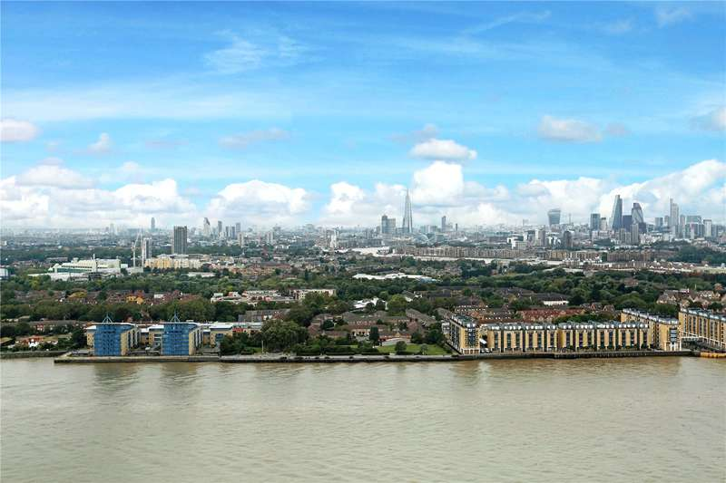 1 Bedroom Flat for sale in Landmark East Tower, 24 Marsh Wall, London, E14