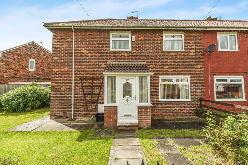 3 Bedrooms Semi Detached House for sale in Langridge Crescent, Middlesbrough, TS3