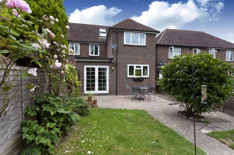 4 Bedrooms Semi Detached House for sale in Lime Avenue, Horsham